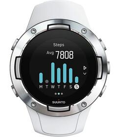 Suunto Suunto 5 Reloj Multideporte GPS, white